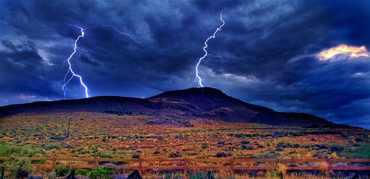 Electric Dance - Errol Cox Photography