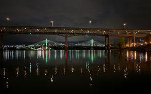 Tillicum Bridge Portland, Oregon