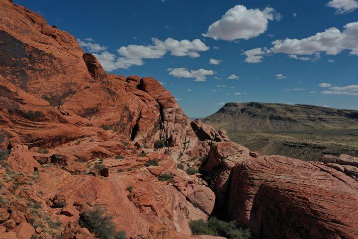 Red Rock - Nevada - Errol Cox Photography