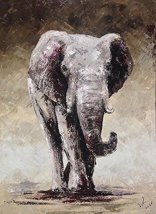 Elefant - MariArt