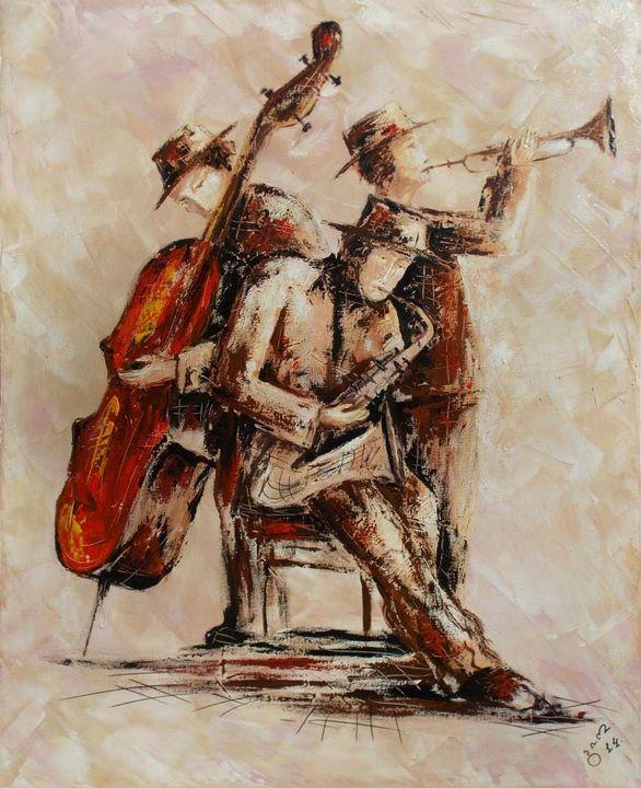 Musicians - MariArt