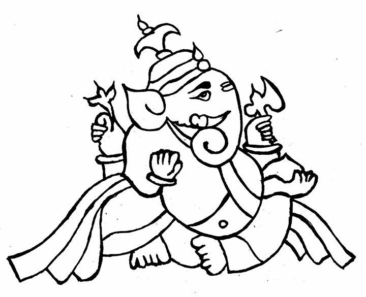 Lord Ganesha - Lonerwolf