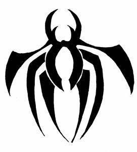 Spider Symbol - Lonerwolf