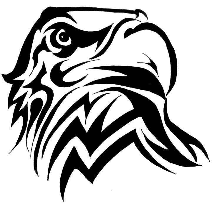 Always Alert Eagle - Lonerwolf