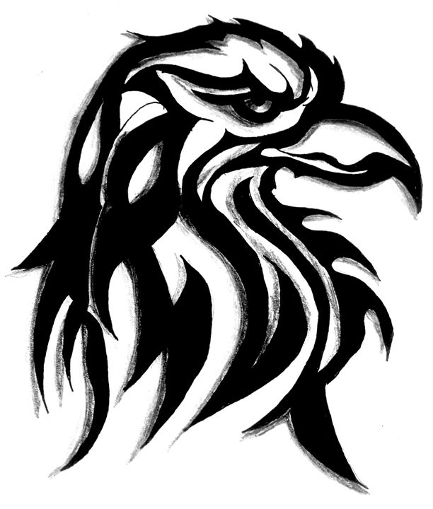 Angry eagle - Lonerwolf