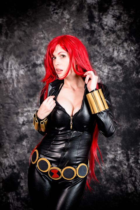 Black Widow - Lady Lemon Cosplay