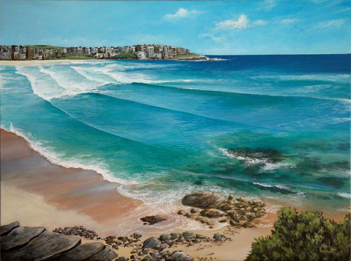 Bondi Beach - Paul Bennett - Artist