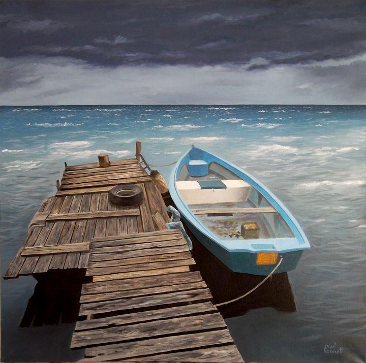 Evening Storm - Paul Bennett - Artist