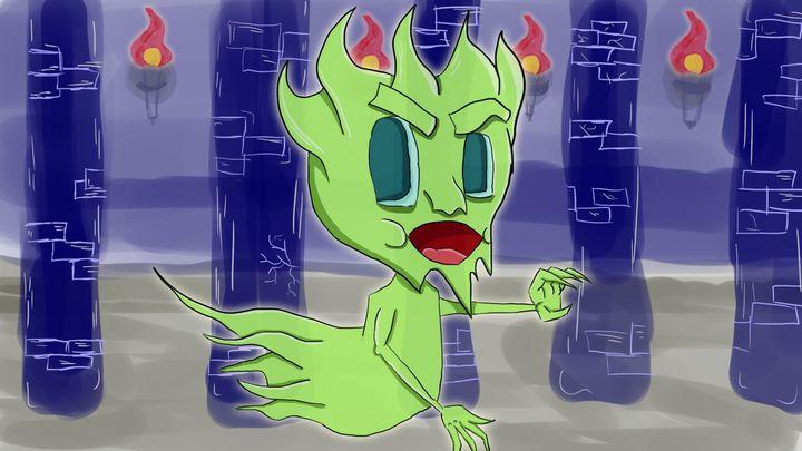 Green Ghost - Kayenar