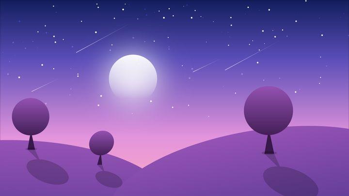 Purple Night - Kayenar