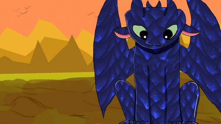 Toothless - Kayenar