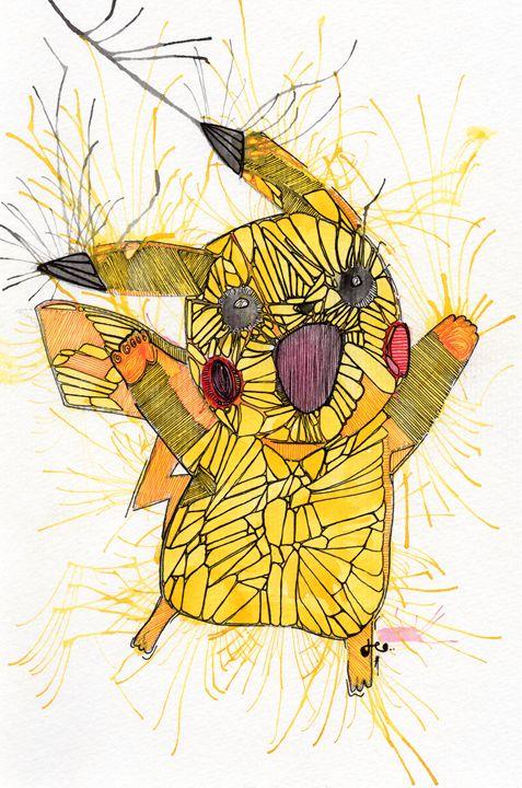 Pikachu - Dylon Zicchino