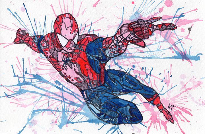 Spider-man - Dylon Zicchino