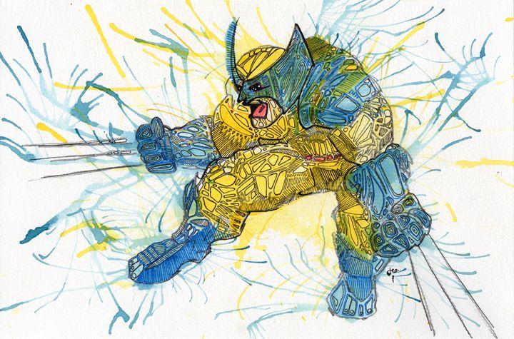 Wolverine - Dylon Zicchino
