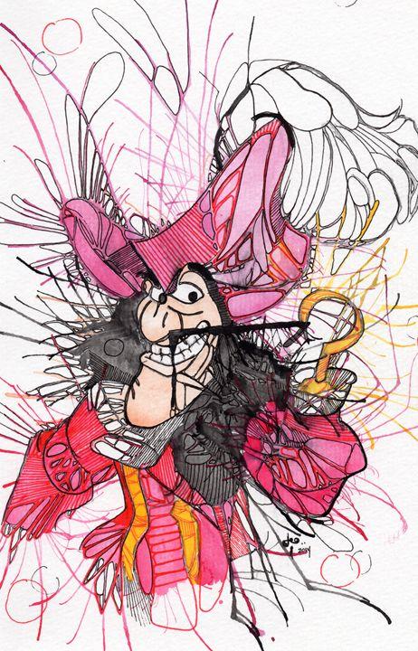 Captain Hook - Dylon Zicchino