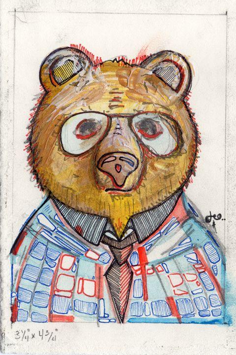 Bear - Dylon Zicchino