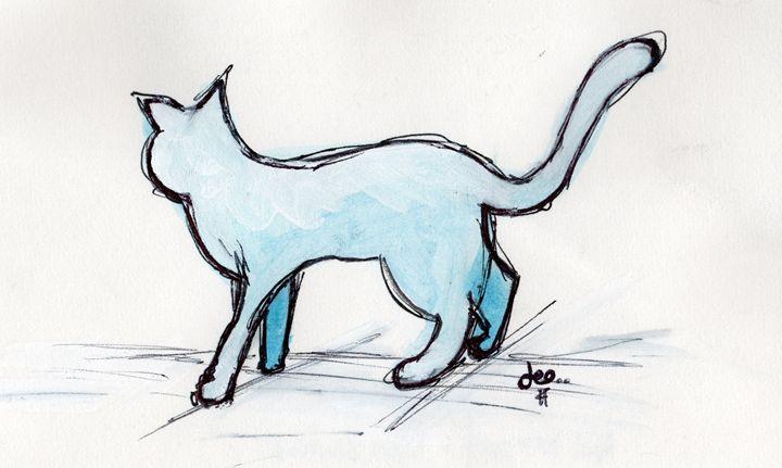 Cat - Dylon Zicchino