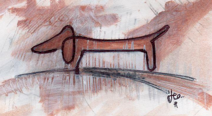 Picasso Dog - Dylon Zicchino