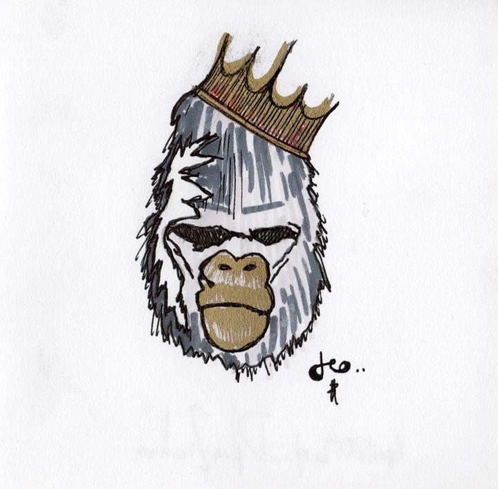 Monkey - Dylon Zicchino