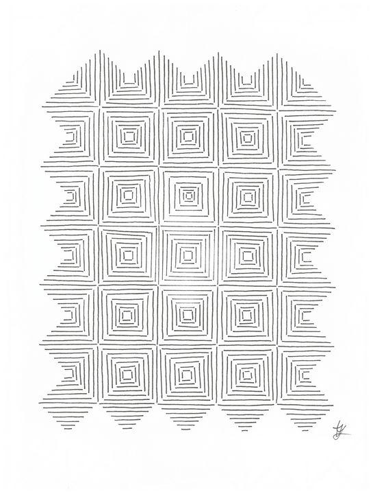 Squares - LinesOnLines