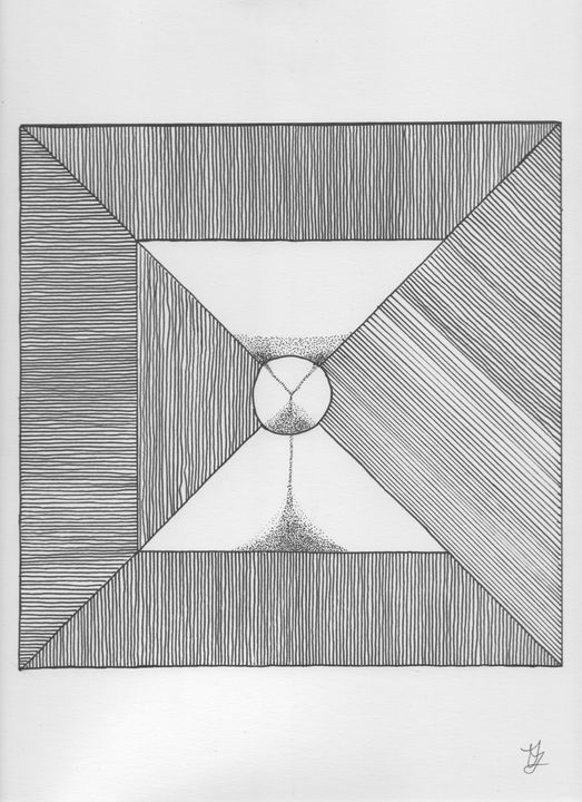 Hourglass - LinesOnLines