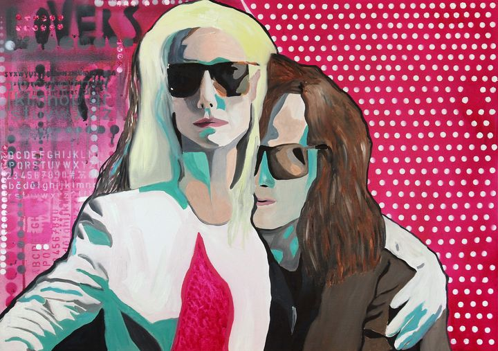 Only lovers - T. Rebel Art