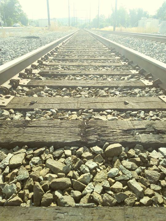Train work - Nature lover
