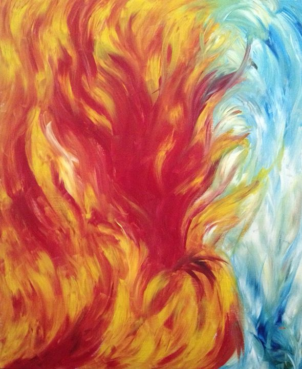Fire & Ice - Diane Ong