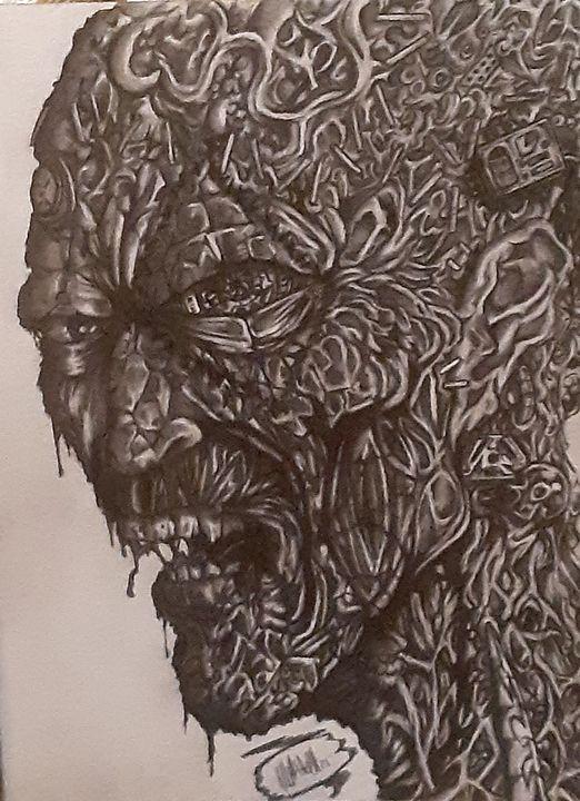 Frankenstein reimagined - HallZart