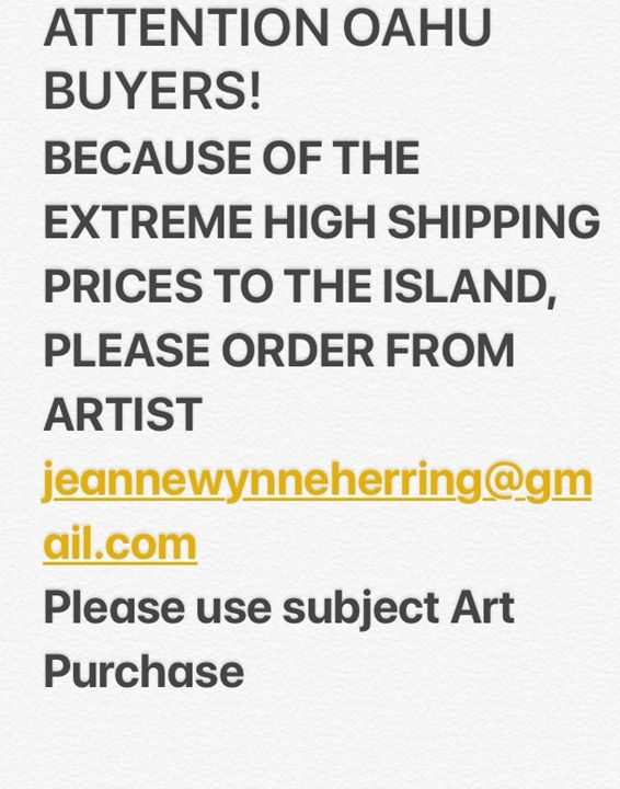 Attention Ohau Viewers - Jeanné Wynne Herring