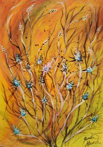 THORN FLOWER - Renata Maroti