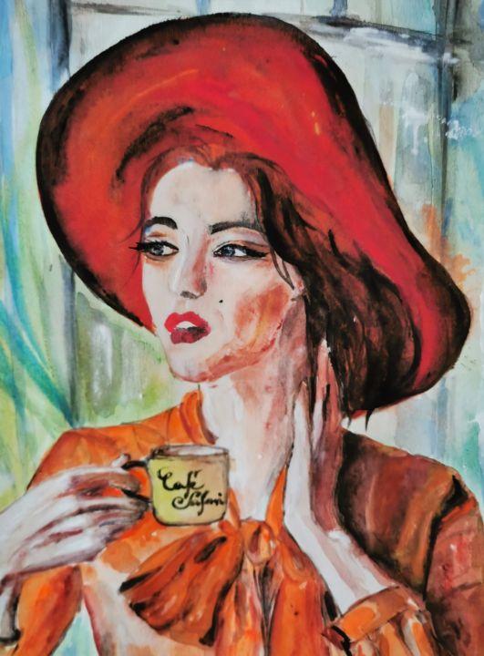 CAFÉ SAFARI /close-up/ - Renata Maroti