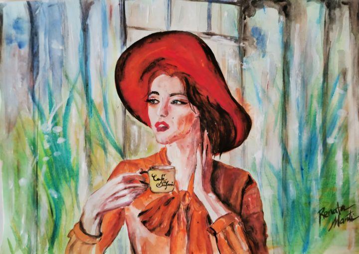 CAFÉ SAFARI - Renata Maroti