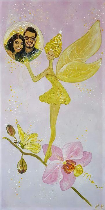 GOLDEN FAIRY - Renata Maroti