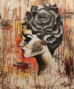 BLACK ROSE - Renata Maroti