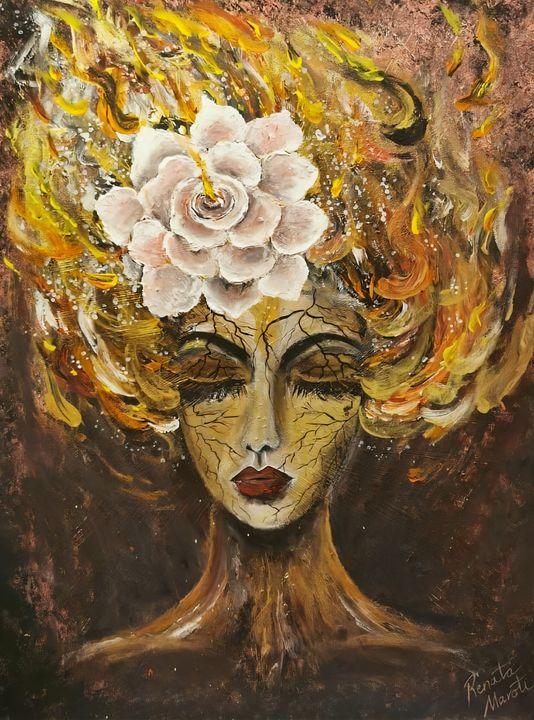 FIRE FLOWER - Renata Maroti