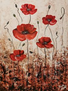 POPPY MOOD - Renata Maroti