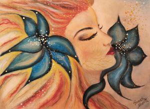 BLUE NYMPH - Renata Maroti