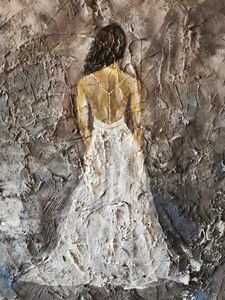 AGAINST THE WALL - Renata Maroti