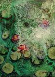 Water Lillies III