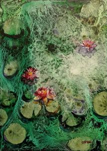 Water Lillies III