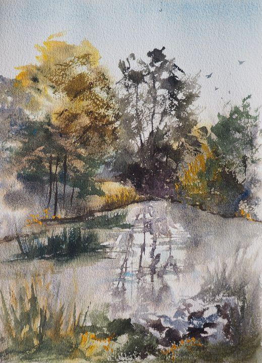 King River - Colin Peel