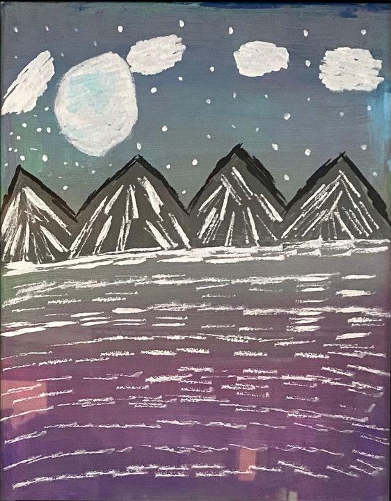 Twilight night - Sabrina Semmadi