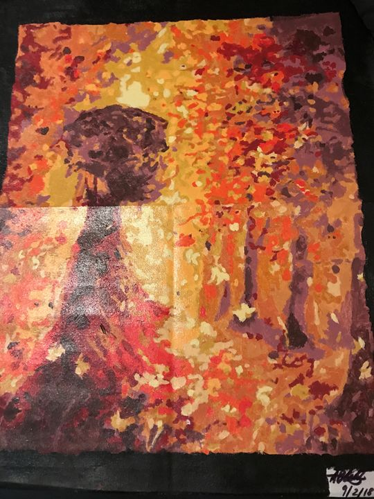 Autumn Thoughts - Anika Blades