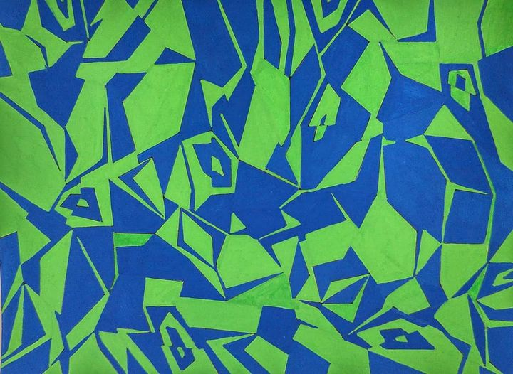 Composition nº11 - Fernando Quintanilla