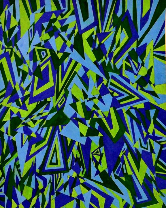 Composition nº1 - Fernando Quintanilla