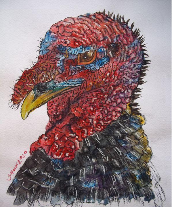 Pavo - Jose Hau Artwork