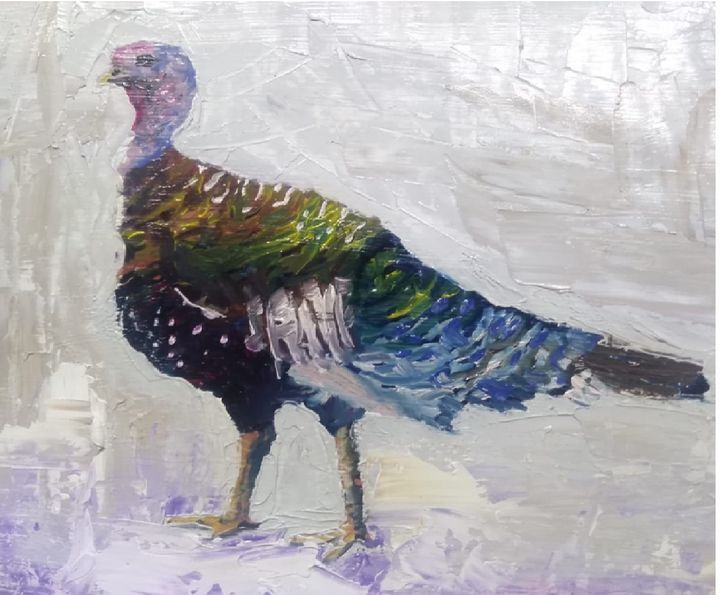 Turkey - Jose Hau Artwork
