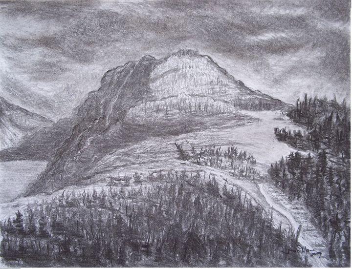 Cypresses Hill - Jose Hau Artwork