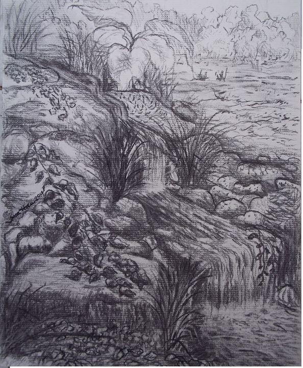 Riachuelo - Jose Hau Artwork